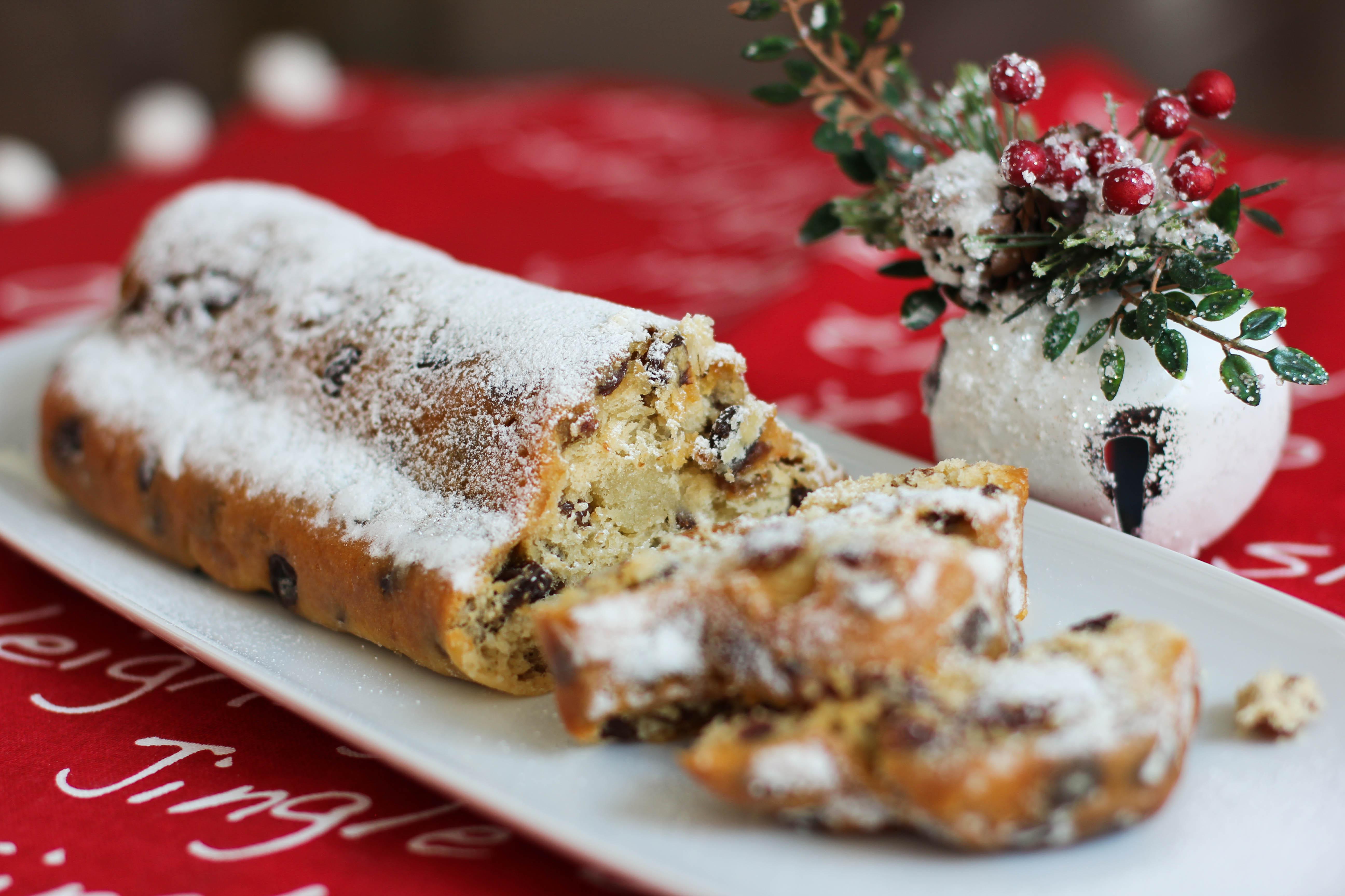 Кулинарные рецепты рождественский штоллен